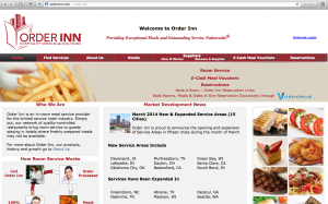 Order Inn Screenshot