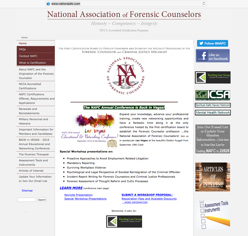 Narconon Rehab Centers Sued By Certification Board For Trademark
